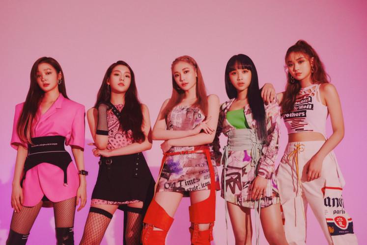 Girl Grup Korea Dengan Debut Member Orang Indonesia