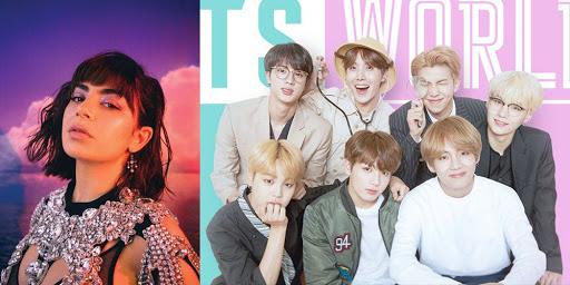 Penyanyi Yang Berkolaborasi Dengan BTS Tahun 2020